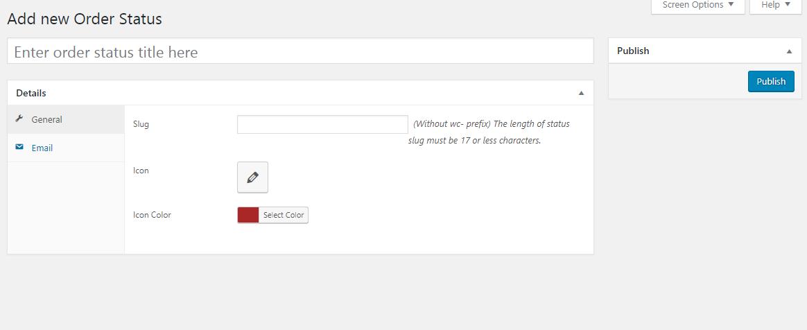 Custom Order Status & Page Manager | Woo Plugin