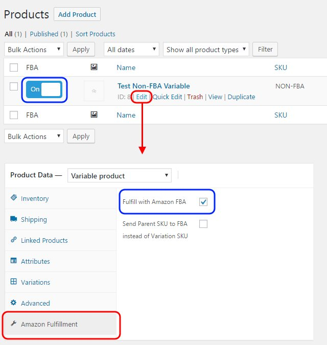 Configure Whole Store or Set Per Product