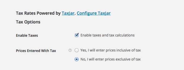 enable tax rates